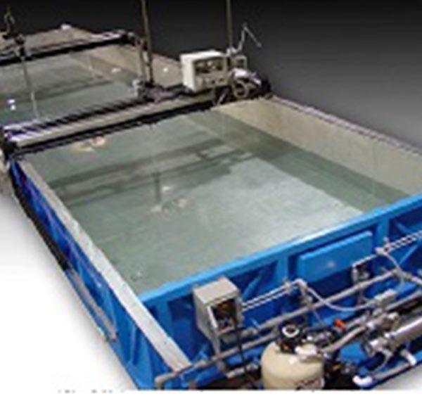 大型水浸C-扫描系统